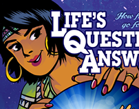 Life's Questions Answered (Graphic Novel)