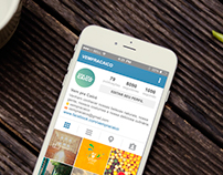8.000 Seguidores no Instagram