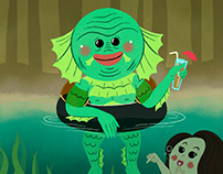 Vacation to the Black Lagoon