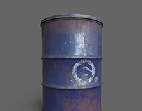 Barrel/Oil Drum