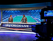 SKY Calcio LIVE | 2016 - Augmented Reality