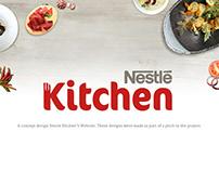 Nestle Kitchen Website