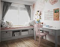 pokój dziecka- childroom
