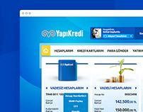Yapı Kredi Online Banking