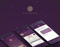 Stylisteye iOS app