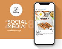 Sehr-i Börek / Social Media