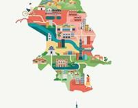 Jing Zhang // Maps of Asia