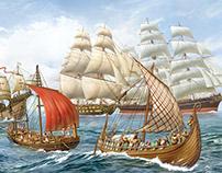 History of sailing