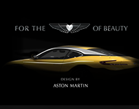 Aston Martin - For the Love of Beauty