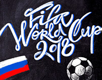 FIFA Chalk Art