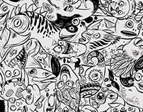 Character Designs & Doodles 2018 (Part III)
