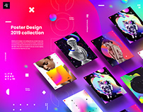 Poster Design Collection 2019
