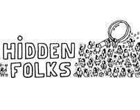 HIDDEN FOLKS - The Game
