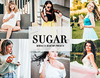 Free Sugar Mobile & Desktop Lightroom Presets