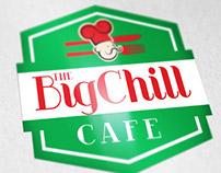 Big Chill Cafe Branding