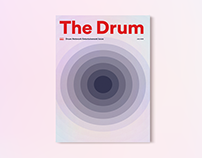 The Drum | Cover + Articles