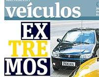 Extremos - Veículos