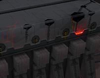 Neuroshima Apocalypse - assets