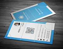 Dots Business Card on Creative Market