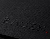 BAUEN ARCHITECTURE BRANDING BOOK V2