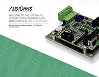 Audihms - CNC tehnology