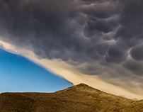 Instant South Dakota Badlands Storm - #2 of 2