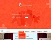 Academia Engelberg - UI Mockup