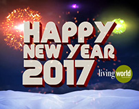 Pop Up New Years Night | Living World Alam Sutera 2017