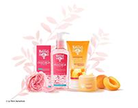 LPM - Rose et abricot