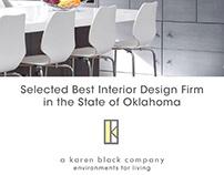 Karen Black Print Ad