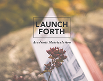Launch Forth | Academic Matriculation