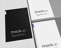 Flyer / Poster / CV Mockup 3