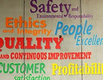 BioLab's Show Plant: Core Values and Vision Statement