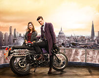Doctor Who Series 7 UK
