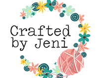 Crafted by jeni logo