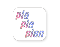 PlaPlaPlan by Xd [Adobe design jimoto] 3hours work