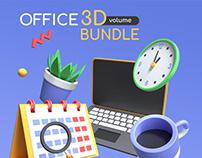 Office 3D Bundle