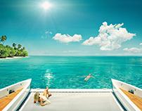 Erik Almås + Virgin Holidays + Carnival Cruises