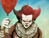 Pennywise - It - Commission