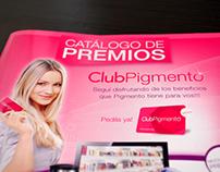 Club Pigmento | Editorial