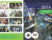 City of Perth CitySwitch Updates Brochure