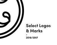 Select Logos & Marks 2016/2017
