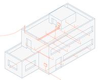Ilustraciones isométricas MORTELECOM