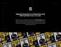Illustration & Design - Magazine Collection