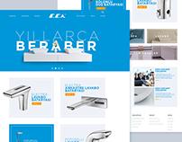 E.C.A - Redesign Concept