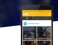 AFV's Android App