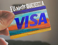 Motion Graphics - VISA - #eupossoNFL50