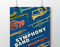 Performance Tour: Symphony Band