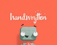 Handwrytten Web App