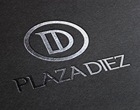 Plaza Diez - Branding
